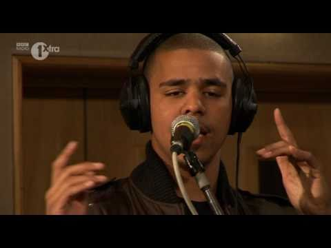 BBC Radio 1Xtra Hot 4 2011: J Cole - Who Dat