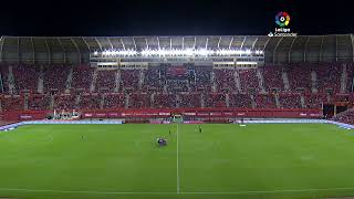 Calentamiento RCD Mallorca vs Athletic Club