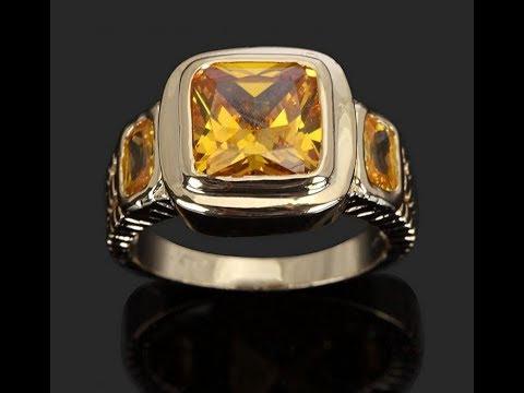Latest Jewellery Yellow Sapphire Pushkaraj Ring Design Collection For Men By Menjewell Com Youtube,Creative High School Shirt Designs
