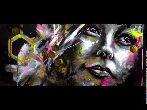 Timelapse Yann Lemieux - Juleebee artwork