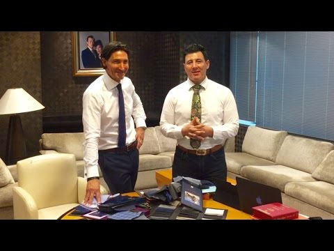 John Teng Discusses the Value of Having a Great Tailor with David August's David Heil.