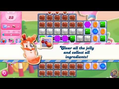 Candy Crush Saga 3257