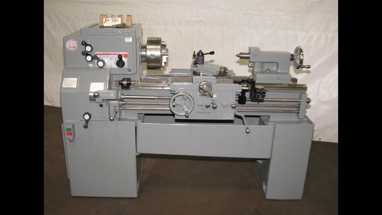 maxresdefault leblond regal gear head engine lathe, 15 x 30 sold youtube leblond regal lathe wiring diagram at readyjetset.co