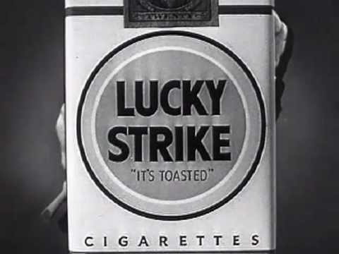 lucky strike cigarettes | Tumblr