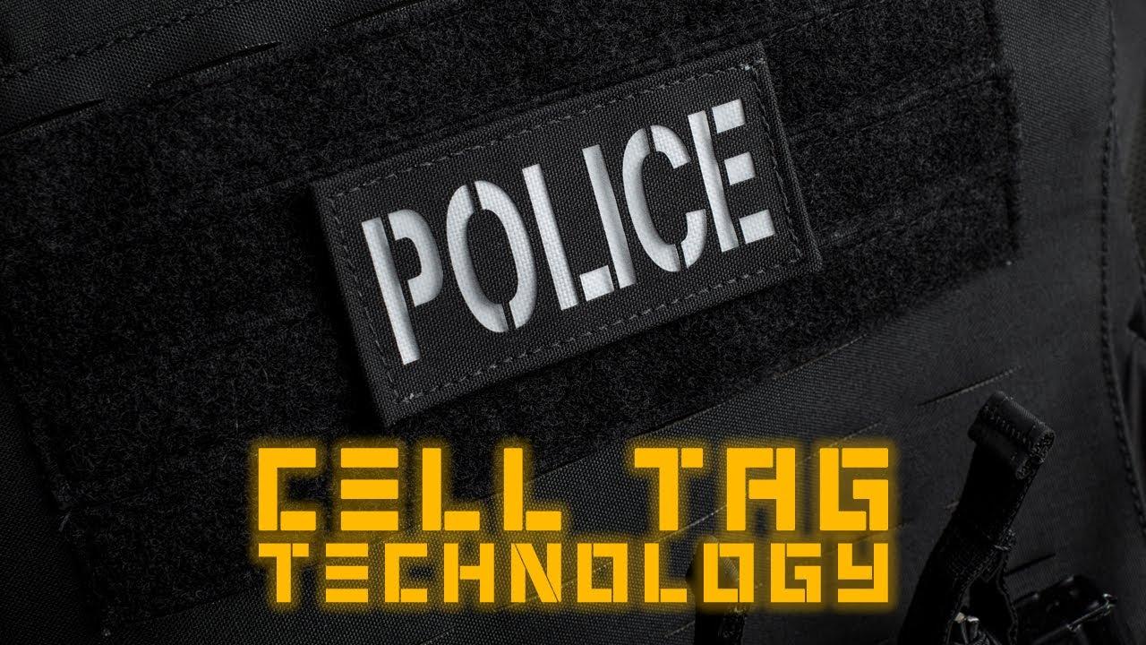 Alpha-Numeric IR or IR+GLO Cell Tag™