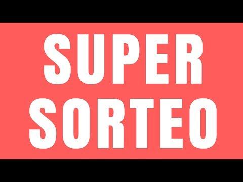 SUPER SORTEO INTERNACIONAL: ¡40 REGALOS GRATIS!