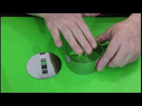 Форма кольцо для салатов