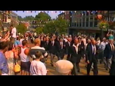 1995 Newcastle under Lyme VJ Day
