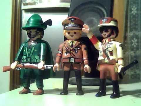 Playmobil alpino soldier sa hitlerjugend official youtube - Playmobil soldat ...