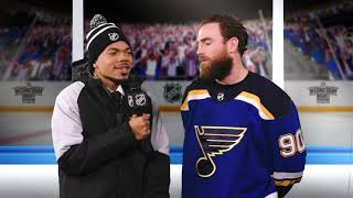 Lazlo Holmes returns for an exclusive interview with Ryan O'Reilly