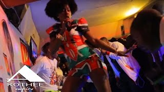 Katika Album Launch at Club Tribeka - Akothee