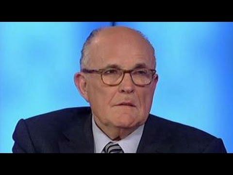 Giuliani on Trump