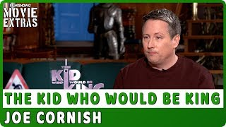 THE KID WHO WOULD BE KING | Joe Cornish Talks About The Movie - Official Interview