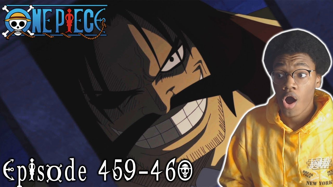 ACE RELATED TO WHO!?! One Piece Episode 459-460 REACTION & REVIEW