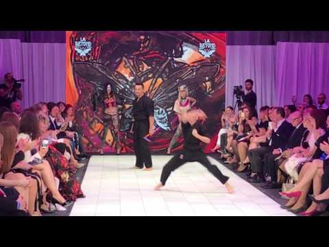 International Fashion Night 2017 - Slovakia - Freestyle Karate Academy - Laura Sporer