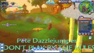 Free Realms Gameplay