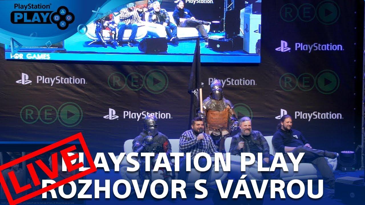 PS Play na For Games | Rozhovory + Dan Vávra