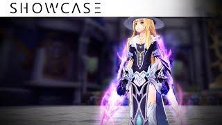 [Showcase] Aura Kingdom Brawler/Ravager (Katars/Great Axe) - Skills & Combo Gameplay