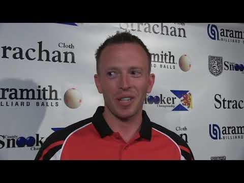 Scottish County Snooker Championships - Neil Owen