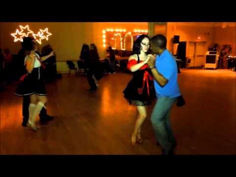 DJ Dola & Natalia Vainshtein Social Dance at Mr. Mambo's Salsa Social