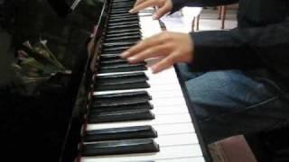 John Legend - Ordinary People (piano)