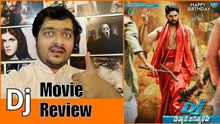 DJ (Duvvada Jagannadham) - Movie Review