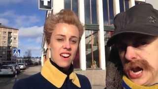 Frasse och Mats - The real Mens show - Henrik II rapporterar