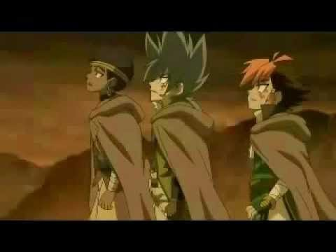 Beyblade Metal Masters Kyoya VS Ginga - YouTube