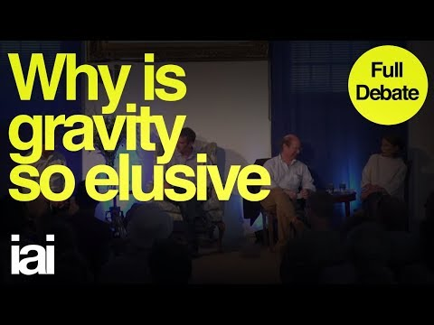 Why Is Gravity So Elusive? | Frank Wilczek, Erik Verlinde, Laura Mersini-Houghton
