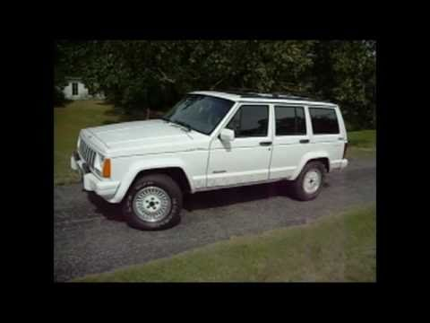 White Jeep Grand Cherokee >> Review Of A 1992 Jeep Cherokee Limited - YouTube
