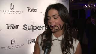 INTERVIEW - Katie Lee on travel, her favorite travel expe...