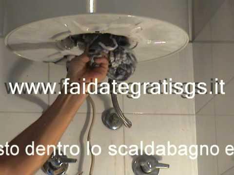 Sostituzione flessibile pronto roma doovi - Montare scaldabagno elettrico ...