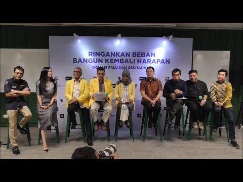 Ratusan Musisi Ternama akan Manggung di Konser Kemanusiaan untuk Palu dan Donggala Mp3