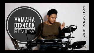 Download Video EPS.#05 - YAMAHA DTX450K REVIEW MP3 3GP MP4