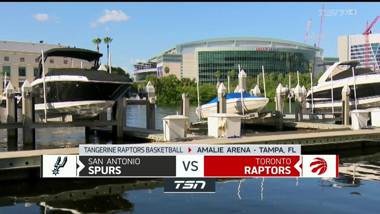 Tangerine Game Highlights: Raptors vs Spurs - April 14, 2021