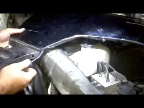 How To Remove A 2002 2006 Camry Front Bumper Cover Doovi