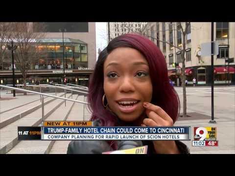 Trump family hotel chain could come to Cincinnati