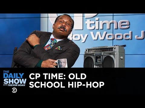 CP Time - Old-School Hip-Hop | The Daily Show