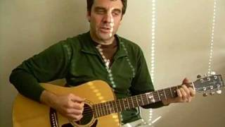 These Boots Are Made For Walkin' (Lee Hazlewood acoustic cover)