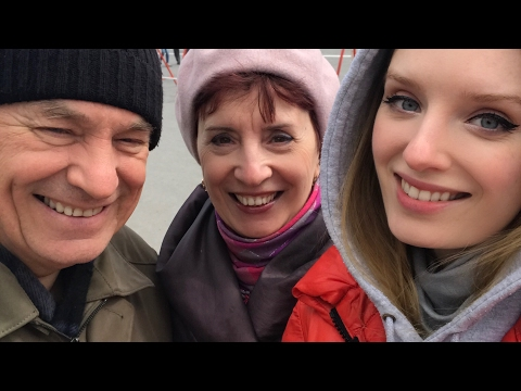 VLOG 96: SIBERIAN CITY TOUR! HOW DO WE SURVIVE???🐧☃️❄️