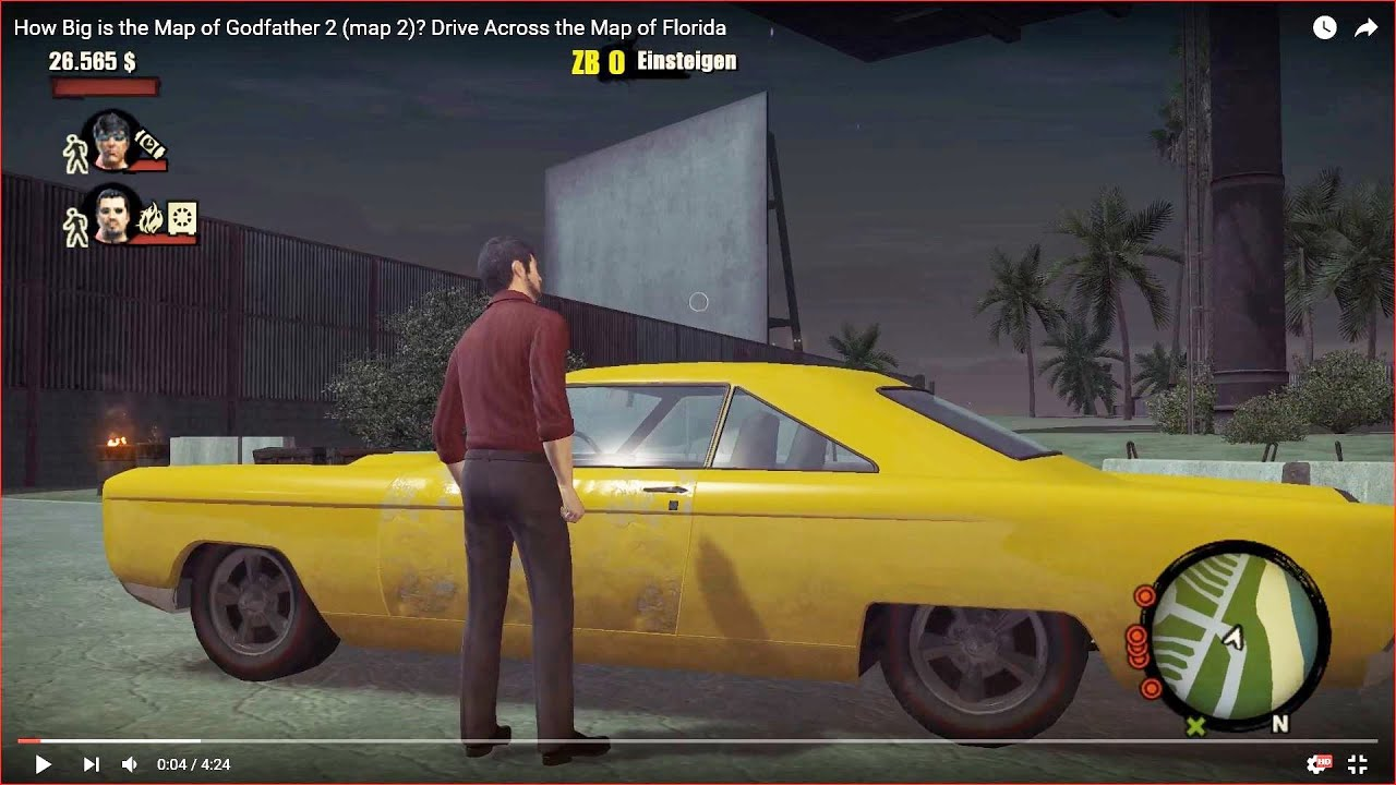HOW BIG IS THE MAP in Godfather II (Map 2)? Drive Across the Map of Godfather Map on mafia 2 map, halo 2 map, mother 2 map, the godfather map, godfather beverly hills house, batman 2 map, goonies 2 map, godfather game windows 8, half-life 2 map, godfather filming locations, godfather film, godfather five families, transformers 2 map, indiana jones 2 map, godfather movie house, saints row 2 map, just cause 2 map, godfather drawings, godfather 3 game, spiderman 2 map,