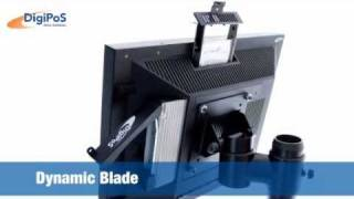 The digipos dynamic blade addresses issues around maintenance, upgrading and varying technology architectures. • instant upgrade motherboard hard drive a...