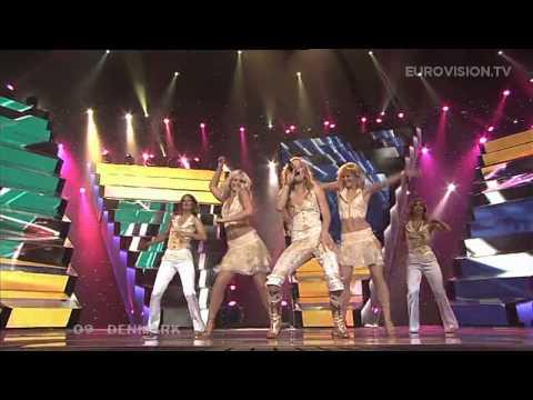 Sidsel Ben Semmane  Twist Of Love Denmark 2006 Final