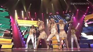 Sidsel Ben Semmane - Twist Of Love (Denmark) 2006 Final