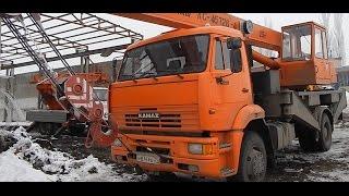 видео Механизмы автомобильных кранов