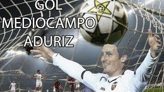 gol medio campo aduriz   fifa 14 ultimate team   the best goal   ps4