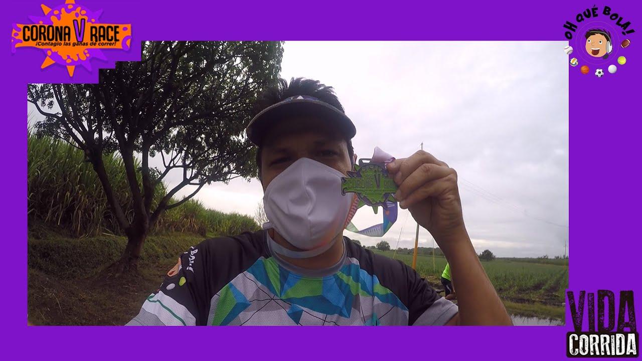 Corona Virtual Race - Vida Corrida - YouTube