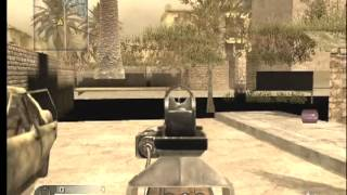 CoD4 Glitches on Backlot