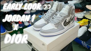 DIOR x JORDAN 1 FOR 5K PHP | BEST FAKE SNEAKERS IN THE PHILIPPINES | GREENHILLS SHOPPING