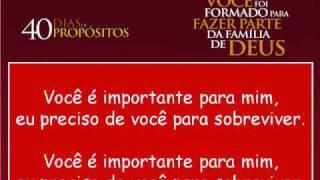 I need you to Survive with Lyrics português